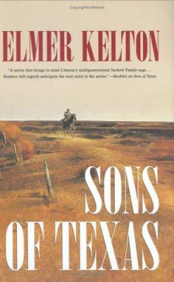 Cover image for Sons of Texas