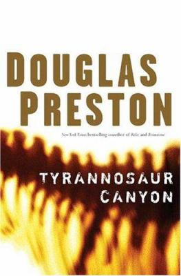 Cover image for Tyrannosaur Canyon