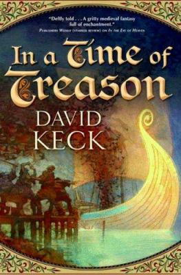 Cover image for In a time of treason