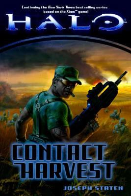 Cover image for Halo : contact harvest