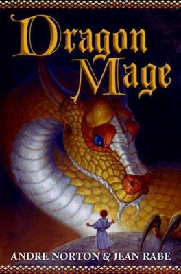 Cover image for Dragon mage