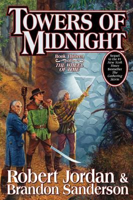 Cover image for Towers of midnight