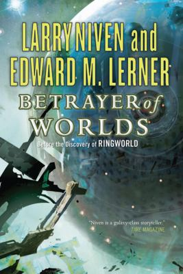 Cover image for Betrayer of worlds