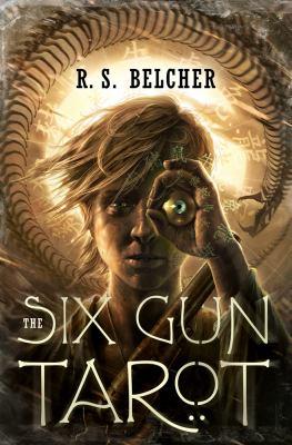 Cover image for The six-gun tarot