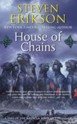 Cover image for House of chains