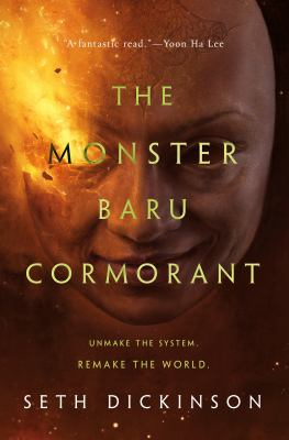 Cover image for The Monster Baru Cormorant