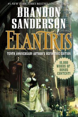 Cover image for Elantris