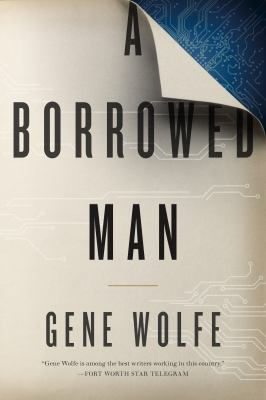 Cover image for A borrowed man