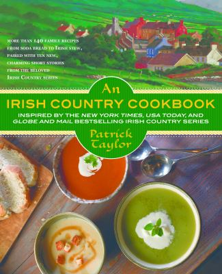 Cover image for An Irish country cookbook