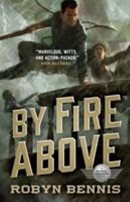Cover image for By fire above
