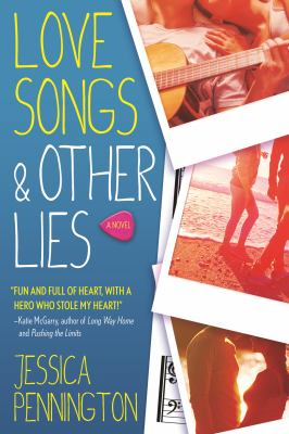 Cover image for Love songs & other lies
