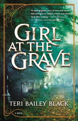 Cover image for Girl at the grave