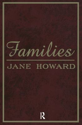 Cover image for Families
