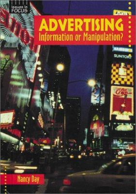Cover image for Advertising : information or manipulation?