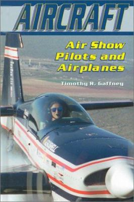 Cover image for Air show pilots and airplanes