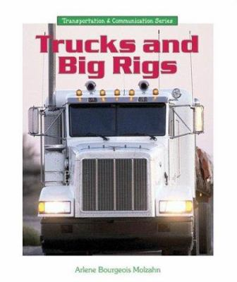 Cover image for Trucks and big rigs