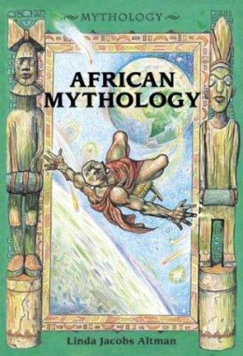 Cover image for African mythology