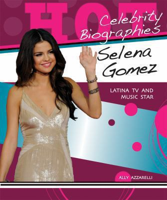 Cover image for Selena Gomez : Latina TV and music star