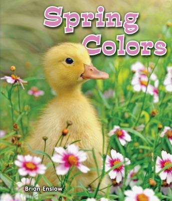 Cover image for Spring colors