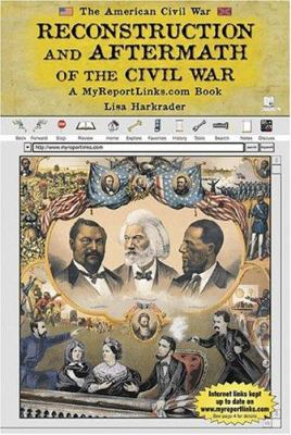 Cover image for Reconstruction and aftermath of the Civil War