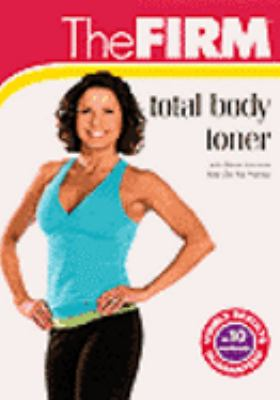 Cover image for The firm. Total body toner