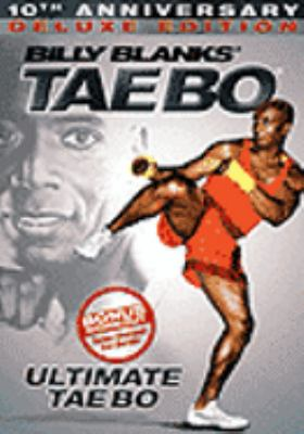 Cover image for Billy Blanks' TaeBo Ultimate tae bo