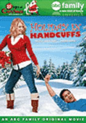 Cover image for Holiday in handcuffs