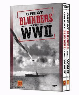 Cover image for Great blunders of WWII