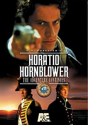 Cover image for Horatio Hornblower the adventure continues