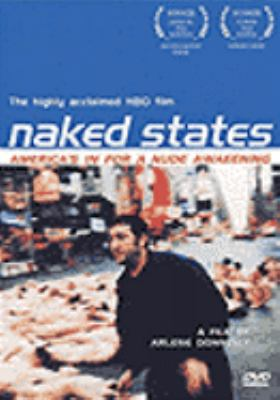 Cover image for Naked states [Spencer Tunick asks America to pose nude]