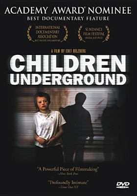 Cover image for Children underground