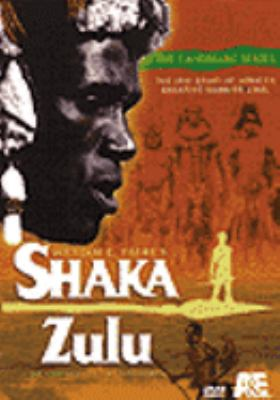 Cover image for Shaka Zulu