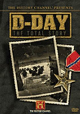 Cover image for D-Day the total story