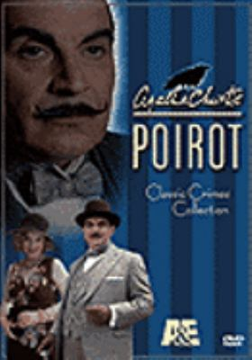 Cover image for Agatha Christie Poirot. Classic crimes collection