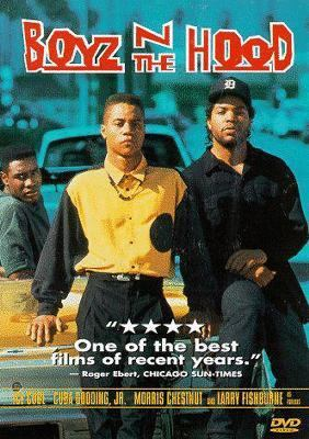 Cover image for Boyz 'n the hood