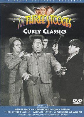 Cover image for Curly classics