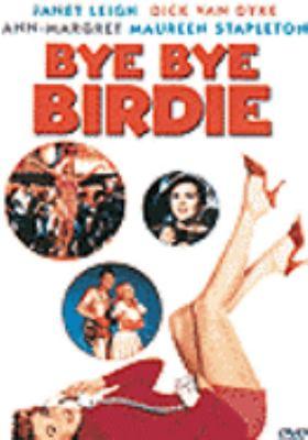 Cover image for Bye bye Birdie