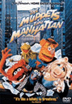 Cover image for The Muppets take Manhattan