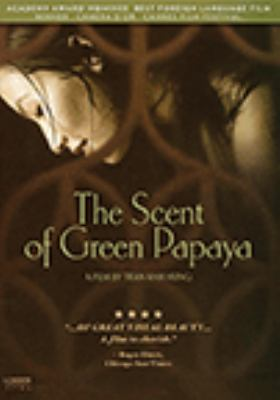 Cover image for The scent of green papaya