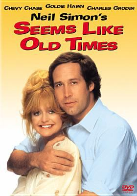 Cover image for Neil Simon's seems like old times