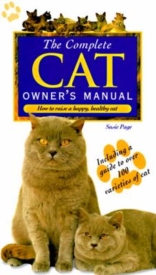 Cover image for The complete cat owner's manual