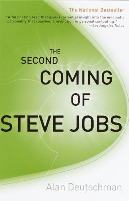 Cover image for The second coming of Steve Jobs