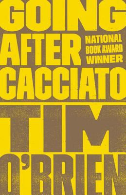 Cover image for Going after Cacciato