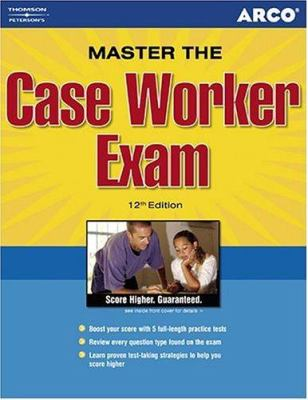 Cover image for Case worker exam