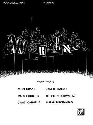 Cover image for Working : vocal selections