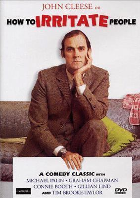 Cover image for John Cleese on how to irritate people a [British] comedy classic