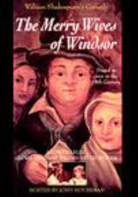 """Cover image for William Shakespeare's """"The merry wives of Windsor"""""""