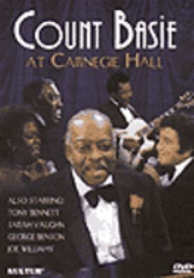 Cover image for A tribute to Count Basie