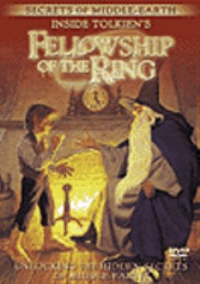 Cover image for Inside Tolkien's The fellowship of the ring