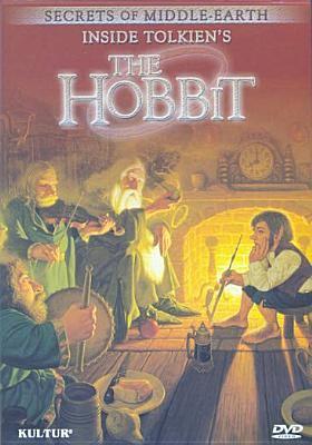 Cover image for Inside Tolkien's The hobbit